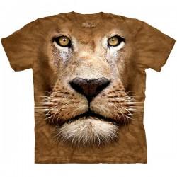 3D prindiga T-särk lastele Lion