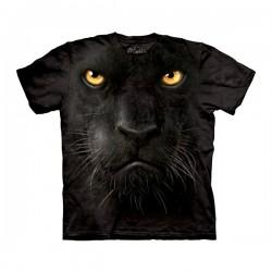3D prindiga T-särk Black Panther