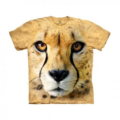 3D prindiga T-särk Cheetah