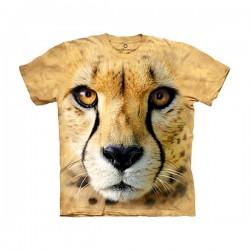 3D prindiga T-särk lastele Cheetah