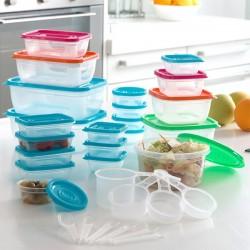 Набор Пластиковых Коробочек (31пред)