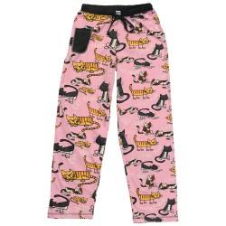 naiste Pidžaama Püksid Cat