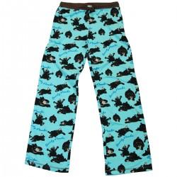 naiste Pidžaama Püksid Bearly Awake