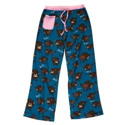 naiste Pidžaama Püksid Buff Babe