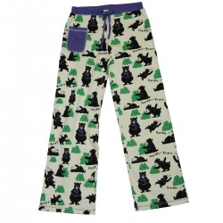 naiste Pidžaama Püksid Huckle-Beary