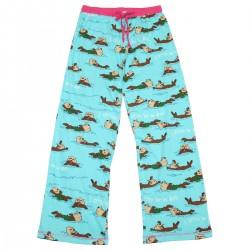 naiste Pidžaama Püksid Otter