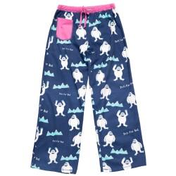 naiste Pidžaama Püksid Yeti