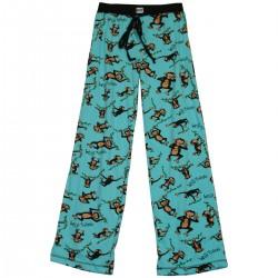 naiste Pidžaama Püksid Monkey