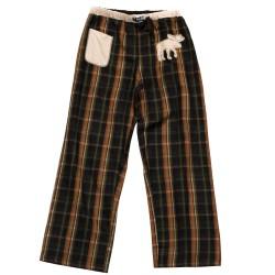 naiste Pidžaama Püksid Flannel Moose
