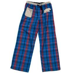 женские Пижамные Штаны Flannel Bear