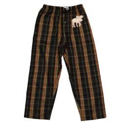 Pidžaama Püksid Flannel Moose