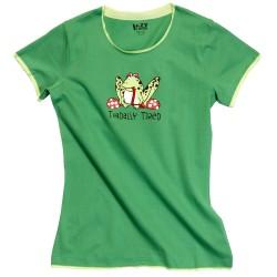 Naiste T-särk Frog