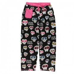 naiste Pidžaama Püksid Dead Tired