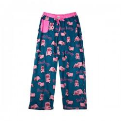 naiste Pidžaama Püksid Bed Hog