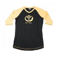 Длинная женская футболка Bat Moose