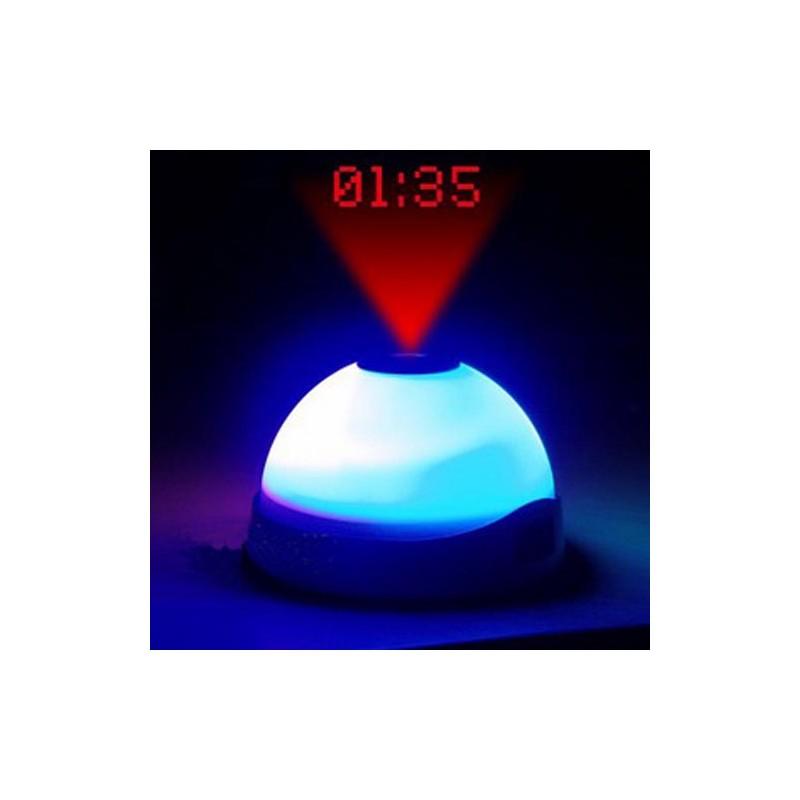 28c0a583703 Projektoriga öölamp-äratuskell
