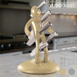 комплект Ножей с Подставкой VUDÚ