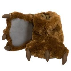 Тапочки лапы Коричневого Медведя