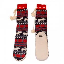Носки-тапочки Moose