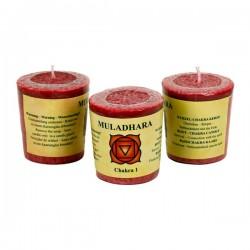 Küünal 1se Chakra - Muladhara aroomiga