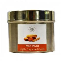 Lõhnaküünal metallpurgis - Palo Santo
