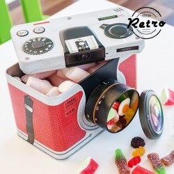 Metallkarp RETRO CAMERA