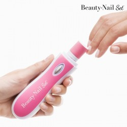 Maniküürikomplekt Beauty Nail Set 5