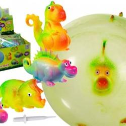 Надувной мяч Dino
