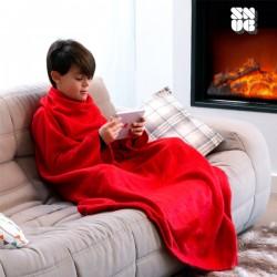 одеяло с рукавами для детей