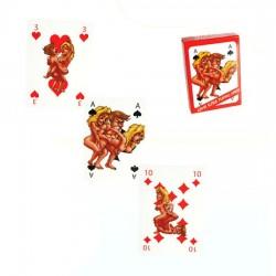 игральные карты Кама Сутра