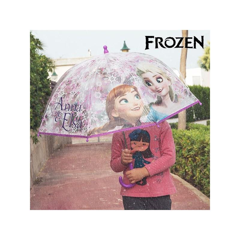 ac025cadc3b Läbipaistev Kuppelvihmavari Frozen