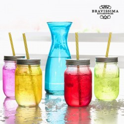 Joogipurkide komplekt Pudeliga