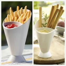 Конус для Картофеля Фри и закусок 2in1