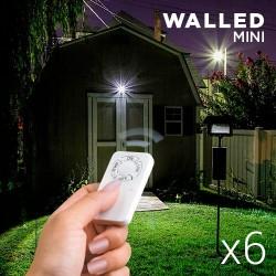 WalLED Mini Puldiga LED-lambid (6 tk)