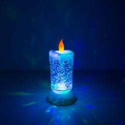 Меняющая цвет LED Свечка