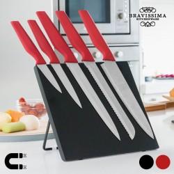 Ножи на Магнитной Подставке