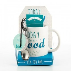Позитивная Чашка с Аксессуарами Today