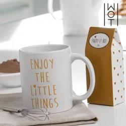 Позитивная Чашка с Аксессуарами Little Things