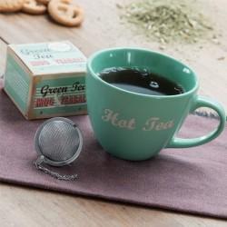 Подарочный набор в винтаж стиле Green Tea