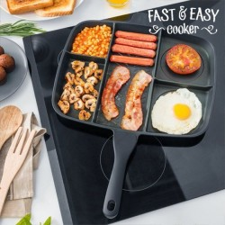 Сковорода 5-в-1 Fast & Easy