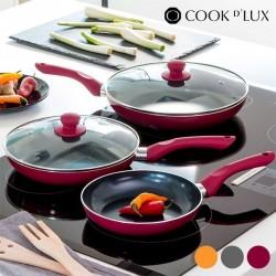 Комплект Сковородок D`Lux