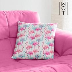 Dekoratiivpadi Flamingo, 36 x 36cm