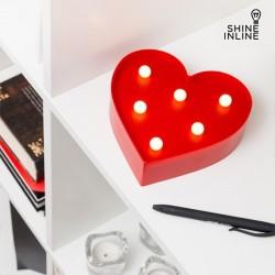 Декоративная Лампа Сердечко