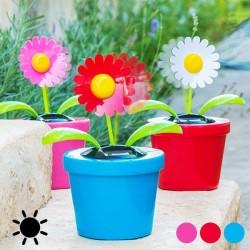 Suur Liikuv Päikesepatareiga Lilleke
