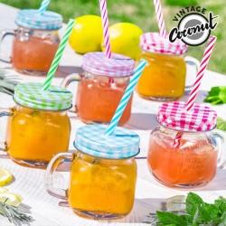 Purk-Joogiklaaside komplekt (6 x 200 ml)