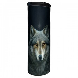 Термос-Кружка Deluxe Wolf, 500мл
