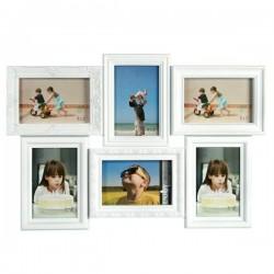 Рамка для фотографий White (6 фото)