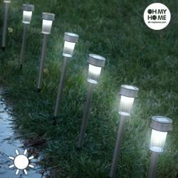 Päikesepatareidega aialambid (7 tk)