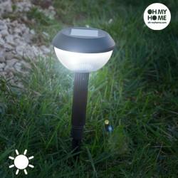 Päikesepatareiga aialamp Oh My Home