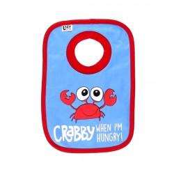 слюнявчик Crabby Hungry